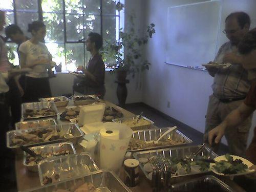 Mmmm Lunch 2.0 @ Socializr